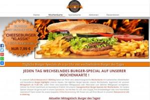Burger Restaurant Cafe Wirrwarr