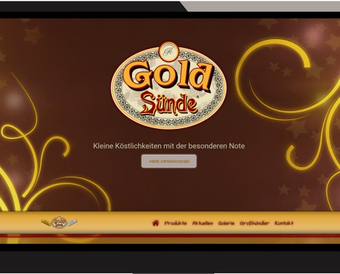 goldsuende-web | Referenzen Webdesign IT COM LANGER
