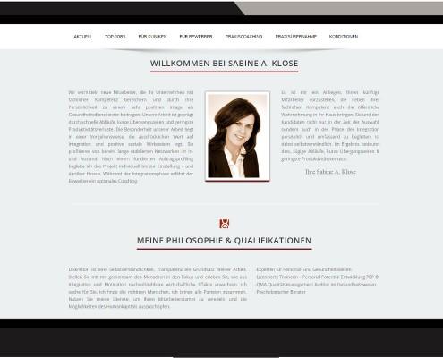 klose2 | Referenzen Webdesign IT COM LANGER