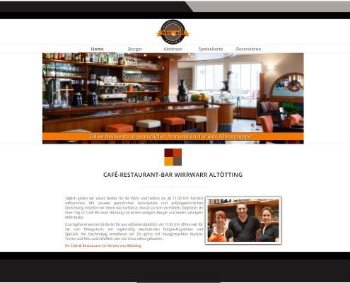 wirrwarr | Referenzen Webdesign IT COM LANGER
