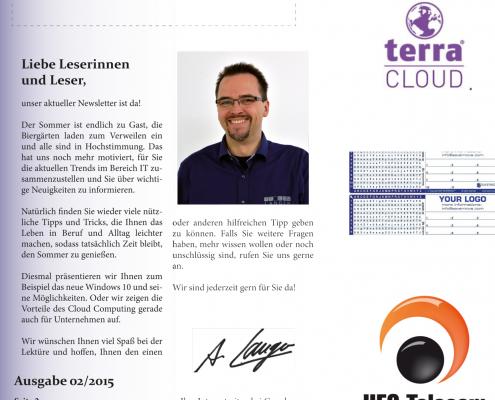 Newsletter Seite-1 | IT COM Neuigkeiten | 02-2015