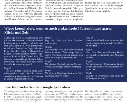 Newsletter Seite-3 | IT COM Neuigkeiten | 02-2015