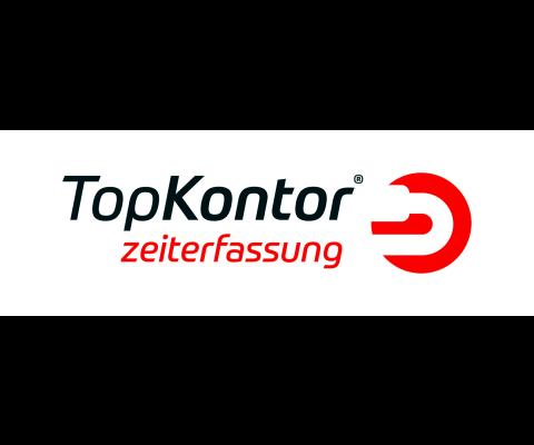 TopKontor | Zeiterfassung | Logo