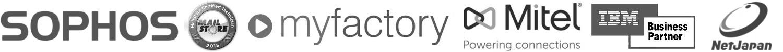 Sophos | Mailstore | myfactory | Mitel | IBM | NetJapan