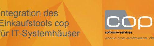 COP | Einkaufsmodul | myfactory