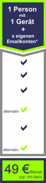 DSGVO Paket | E-Mailarchivierung | Datenschutz | Mühldorf