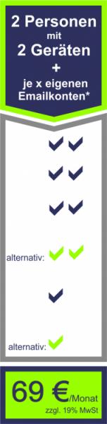 DSGVO Paket | Antivirus | Datenschutz | Metteneim