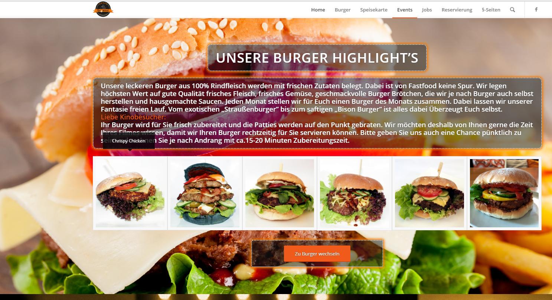 Burger Restaurant Kevmasters
